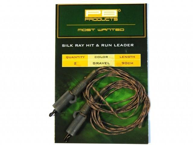 PB Products Silk Ray Hit&Run Leader - Biztonsági szerelék | CarpDoctor Leads