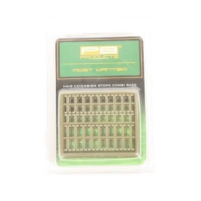 PB Products Hair Extension Stops CombiI R - vegyes méretű csalistopper | CarpDoctor Leads