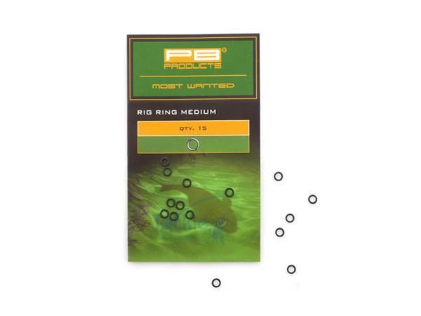 PB Products Rig Ring medium - fémkarika 3,7MM | CarpDoctor Leads