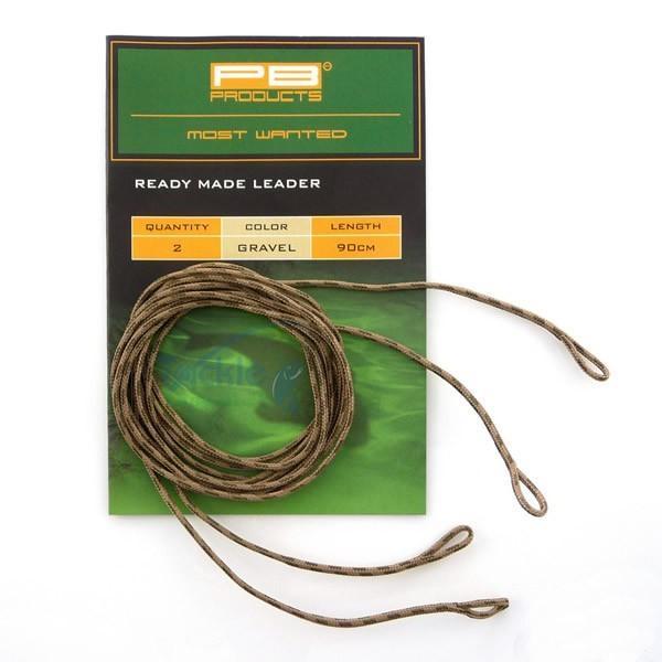 PB Products Ready Made Leadcore - előre kötött leadcore 90cm növényzetszínű | CarpDoctor Leads