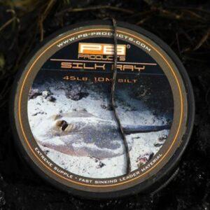 17094-PB-Products-Silk-Ray-Silt-45LB-10M-iszapszinu-olomnelkuli-elokezsinor | CarpDoctor Leads