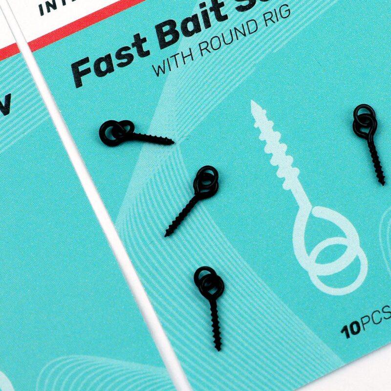 SEDO Fast Bait Screw with Round Rig 3.1mm | CarpDoctor Leads