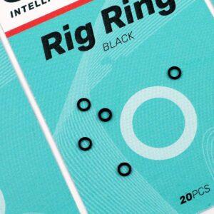 19361-SEDO-Rig-Ring-Black-37mm | CarpDoctor Leads