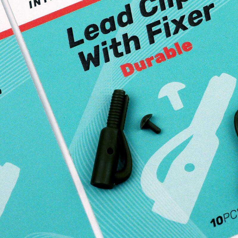 SEDO Fixer Lead Clips | CarpDoctor Leads