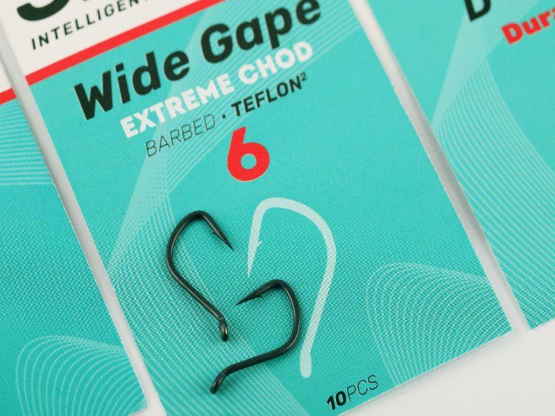 SEDO Wide Gape Extreme CHOD # 6 | CarpDoctor Leads